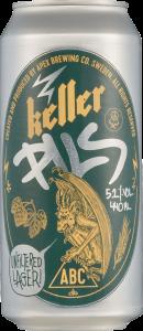 Sommarens kellerpils_öl från Apex